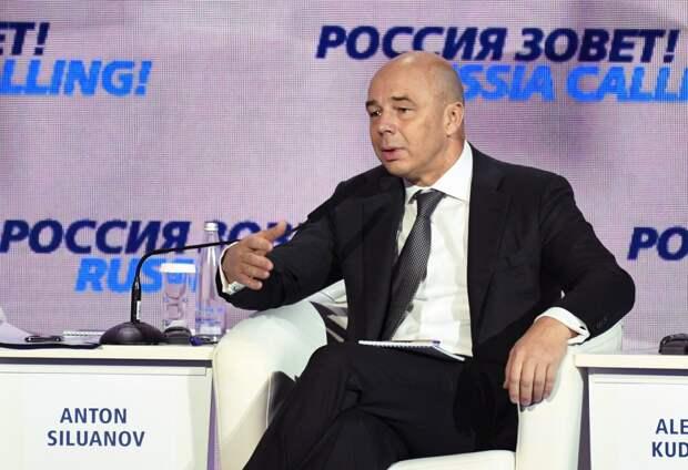 Силуанов надеется, что США не введут санкции в отношении российского госдолга