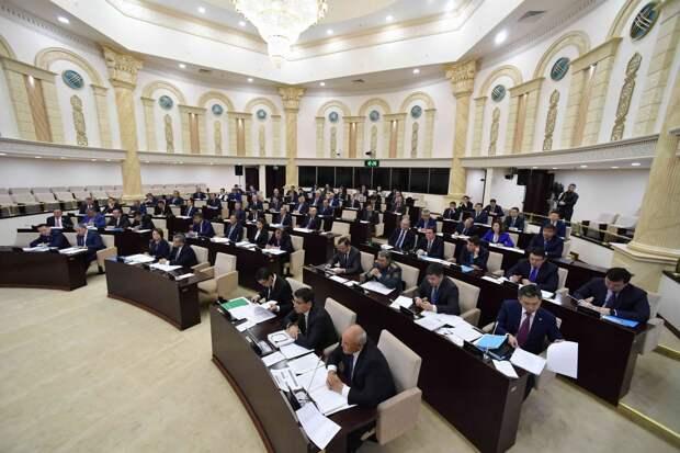 Парламентские выборы в Казахстане