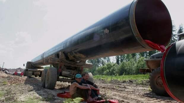 Киев рвётся в арьергардный бой: Пушков - о желании Украины оспорить решение Дании по Северному потоку - 2