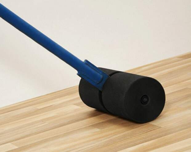 Простые способы убрать вмятины от мебели на линолеуме