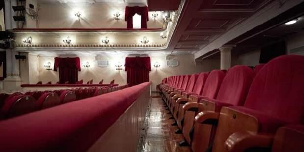 Сергунина: В трех театрах Москвы стала доступна городская сеть Wi-Fi. Фото: М.Денисов, mos.ru