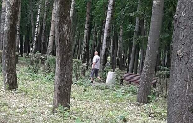 В Воронеже и Рязани участились случаи активных действий онанистов в общественных местах
