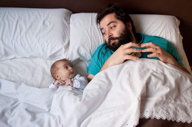 likefatherlikeson05 Сыновья на этих фотографиях — вылитые отцы. И наоборот