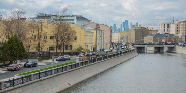 В 2020 году в Москве благоустроят 45 улиц и 183 парка. Фото: mos.ru