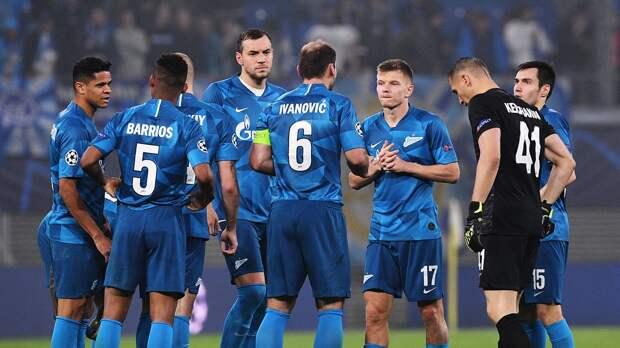 «Зенит» провел худший матч вэтой Лиге чемпионов. Шансов с«Лейпцигом» почти небыло