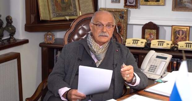 Михалков добился регистрации бренда с образом Никиты Бесогона