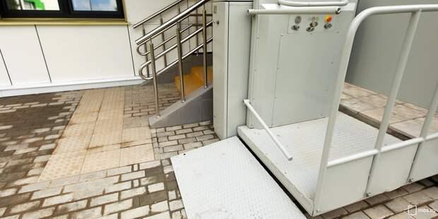 Подъемные платформы в двух домах на Стартовой заработают к маю