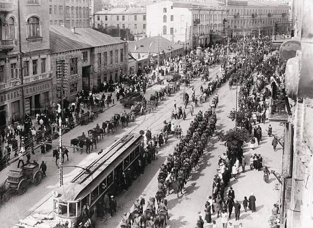 Польский «освободительный» поход на Киев