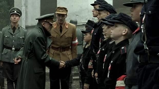 Кадр из фильма «Бункер»