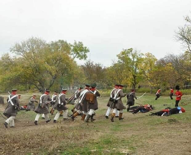 Международный военно-исторический фестиваль «Русская Троя», 12-13 сентября