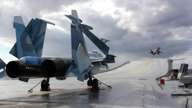 Почему у России нет авианосца