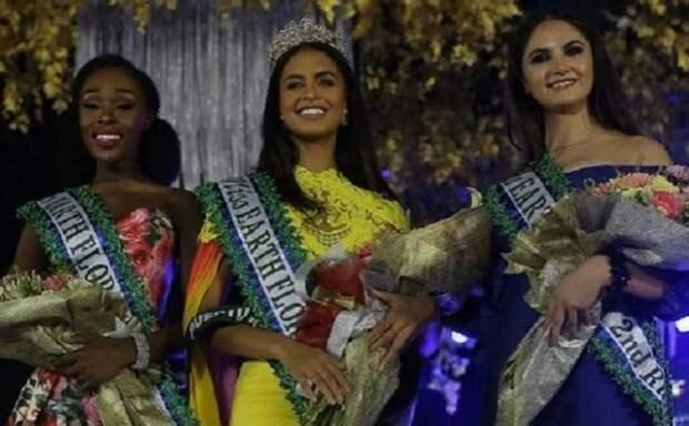 На Филиппинах выбрали «Мисс Земля-2019»