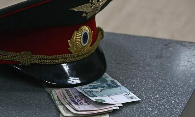 Крымский гаишник получил семь лет колонии за взятку
