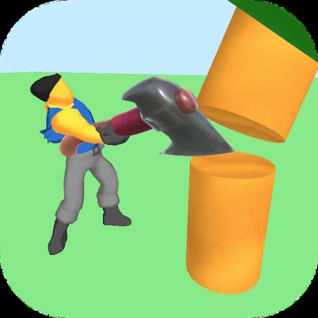 Обзор игры Lumbercraft. Заслуженно-ли она находится на первом месте Play Маркета?