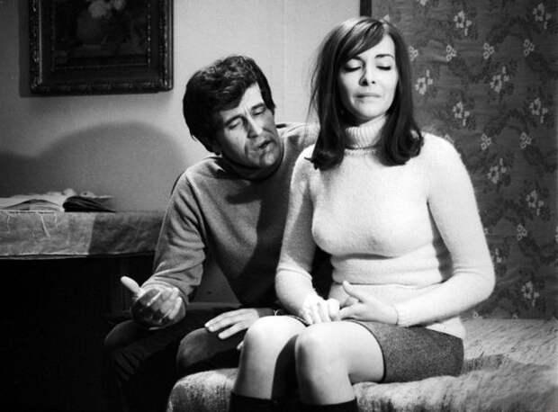 "Кадр из фильма ""Анатомия любви"" (1972) // Фото: kinozon.tv"