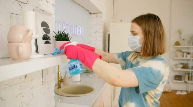 Выучите 8 слов про уборку, которые можно использовать в разговоре каждый день