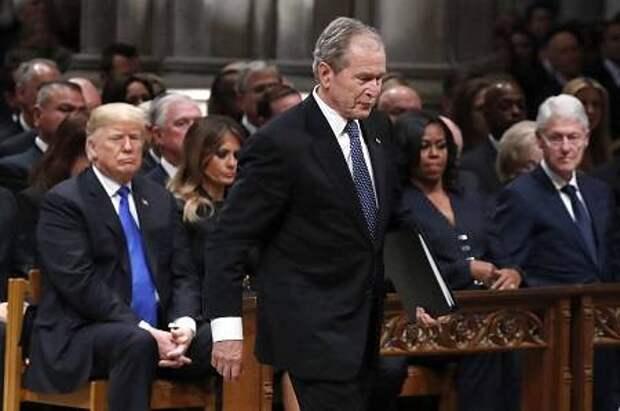 Сможет ли Трамп повторить сценарий Буша на выборах 2000 года
