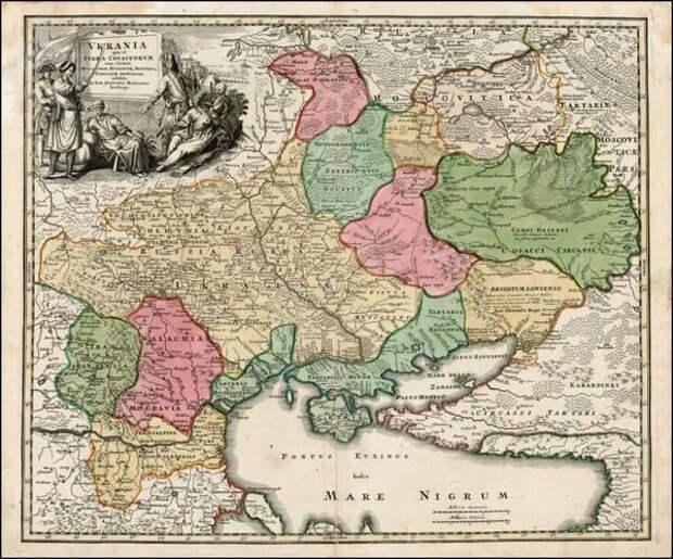 Украина может вернуться к границам 17-го века - политэксперт