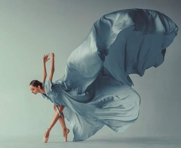 Красивые балерины на снимках Левенте Сабо