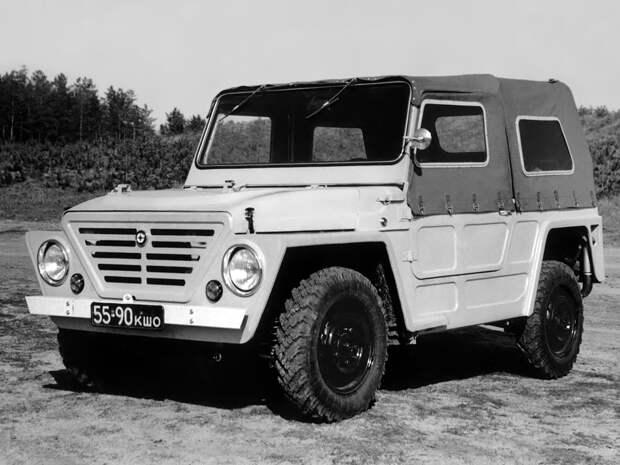 Пять советских автомобилей, которые могли выглядеть иначе