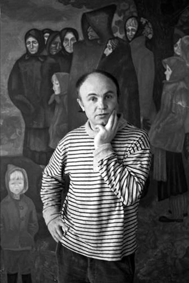 Виктор Ефимович Попков