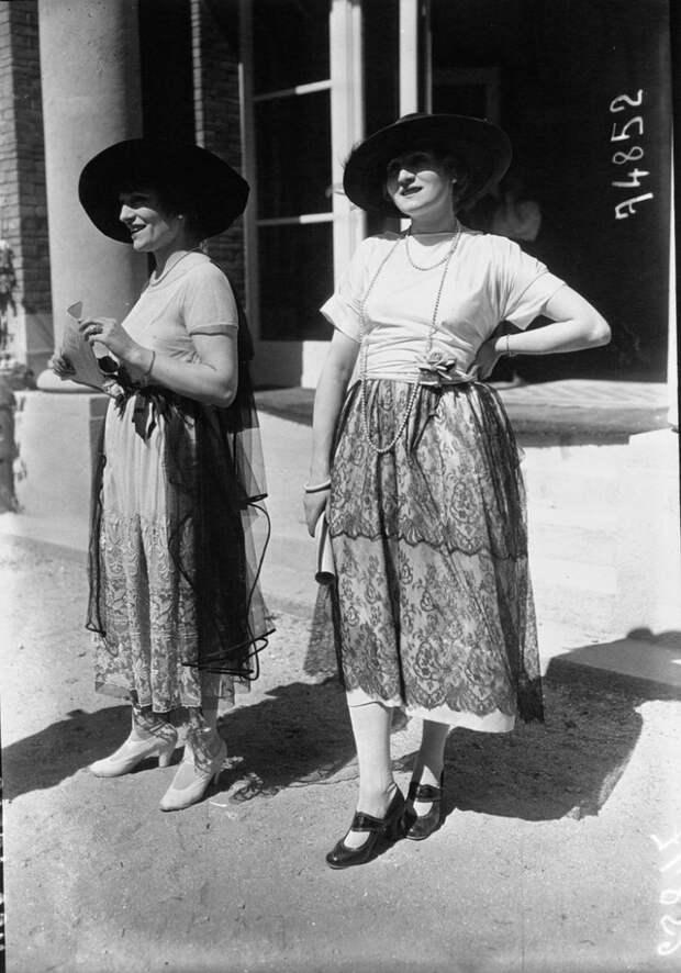 Парижский Street Style начала ХХ века