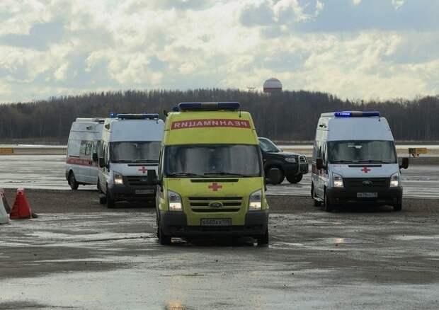 Шесть человек погибли в ДТП с грузовиком в Ставропольском крае