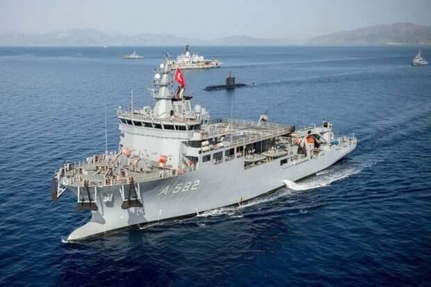 Турецкие СМИ: Ключ к Средиземноморью лежит в Москве