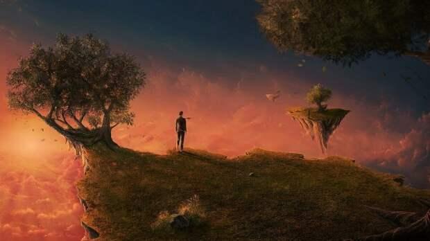 От чего зависит уровень осознанности в сновидении и наяву?