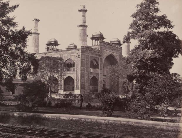 Albom fotografii indiiskoi arhitektury vzgliadov liudei 56