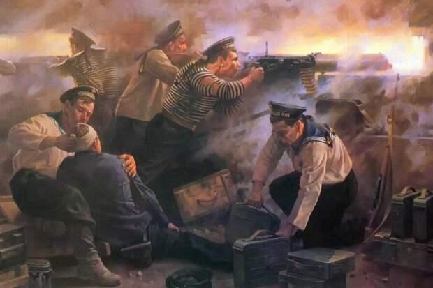 Героически и умело: как Красная армия защищала Одессу
