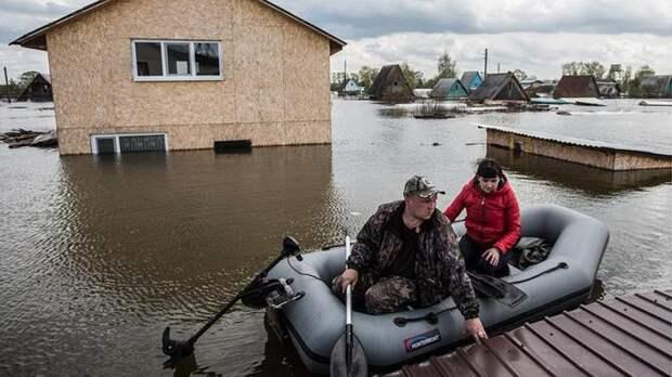 Почему каждую весну в России затапливает одни и те же города и села