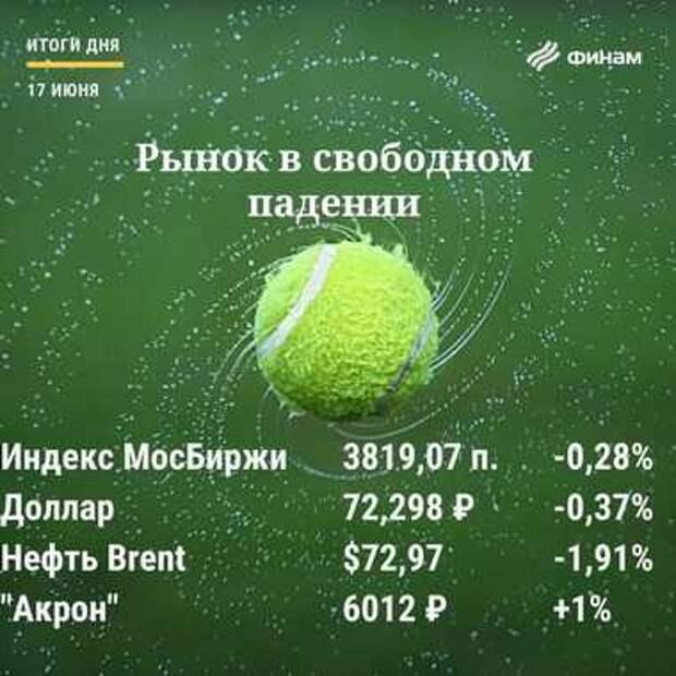 Итоги недели на российском рынке