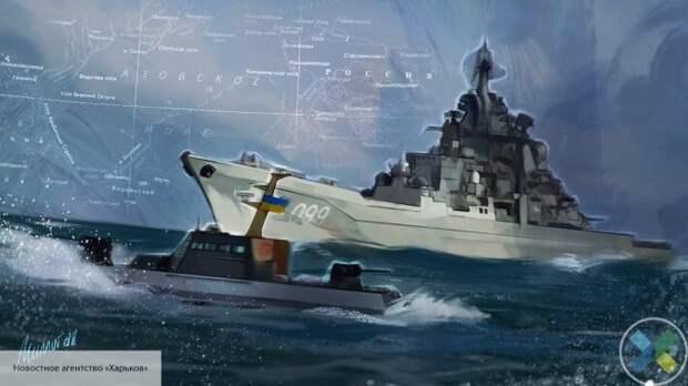 Военный эксперт Горбачев оценил слова Порошенко о провокации у берегов Крыма