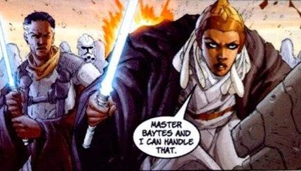 Чувак спрятал в комиксах по «Звездным войнам» шутку, которую заметили через 5 лет