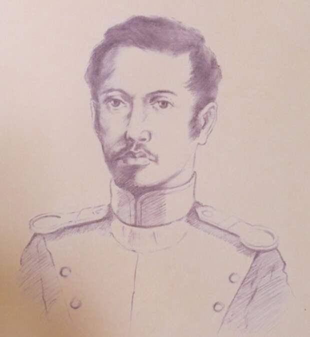 Декабрист А.Н. Луцкий.