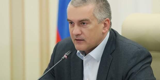 Аксенов высказался о санкциях