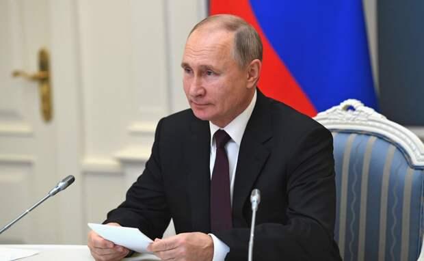 Путин считает российскую вакцину от COVID лучшей в мире
