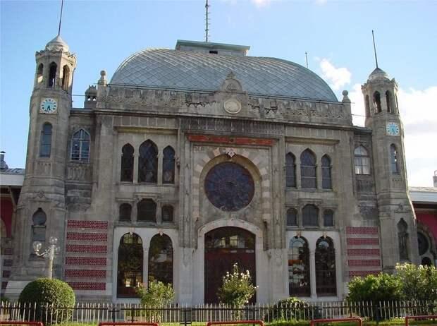 Вокзал Сиркеджи, Стамбул