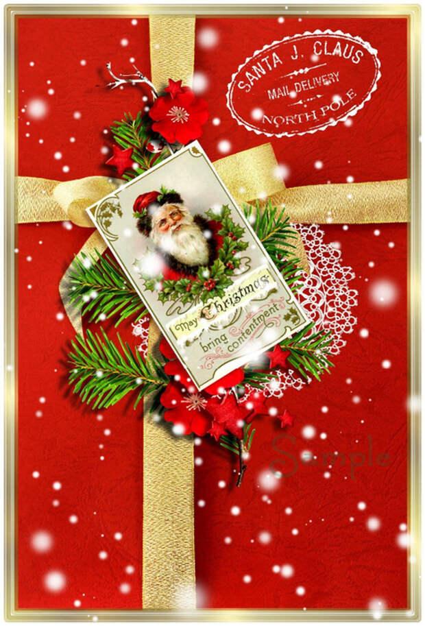 Vintage_Santa_Christmas_Packages_Sample_1 (475x700, 505Kb)