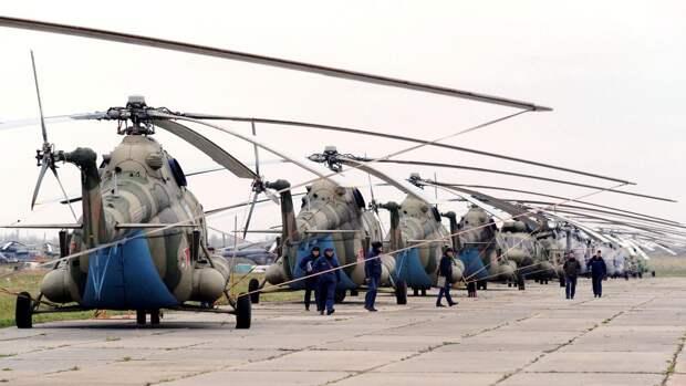 Отсутствие новой гражданской модели грозит «Вертолетам России» потерей рынка