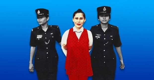 6 диких фактов о певице Моне Фэнди, которая стала шаманкой и отрубила голову депутату