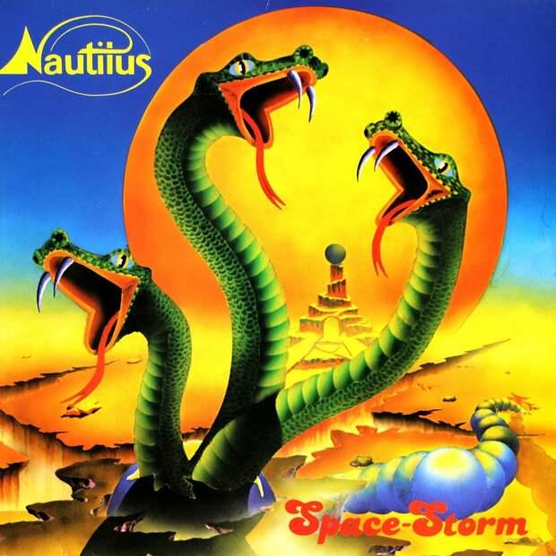 Nautilus. Space Storm 1980