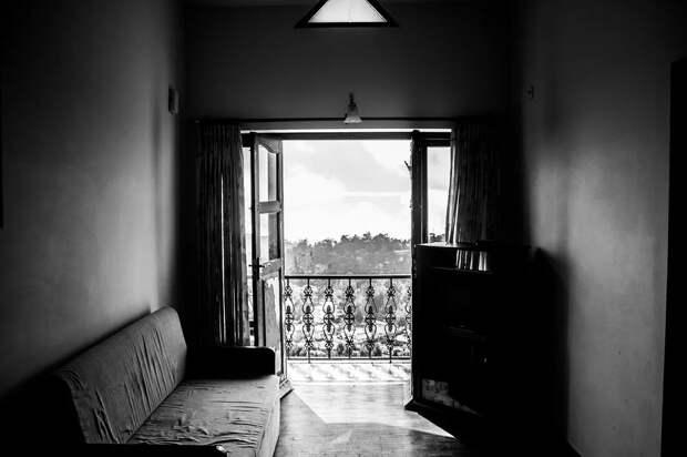 Жительница блокадного Ленинграда едва не замерзла в крымской квартире