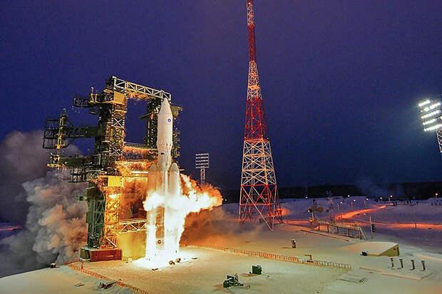 «Она летает, чёрт возьми»: ракета «Ангара-А5» стартовала с космодрома Плесецк