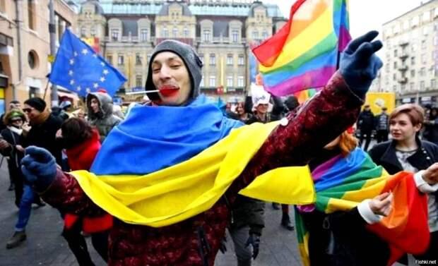 Украина потратит 27 миллионов рублей на изучение геев
