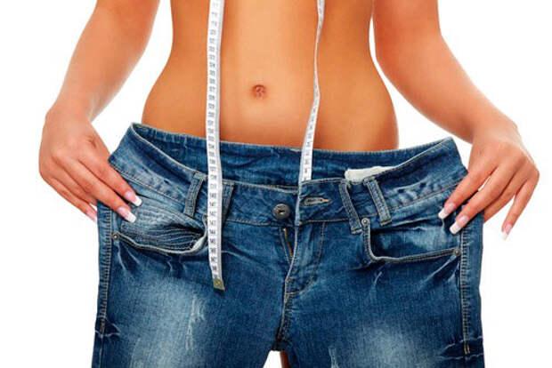 Ушивание джинс