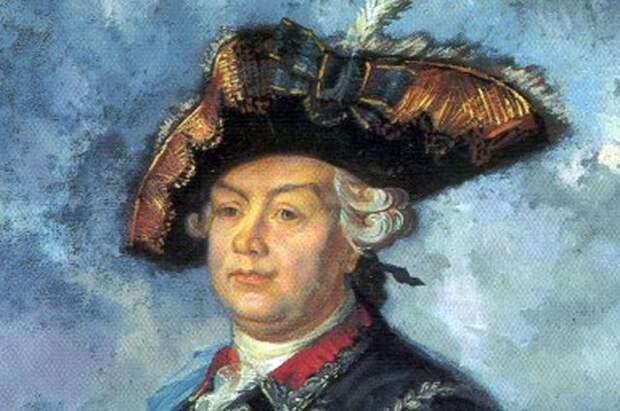 Пётр Румянцев.