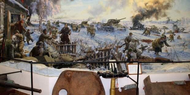 «Ночь в музее» приглашает на онлайн-экскурсии в честь 75-летия Победы