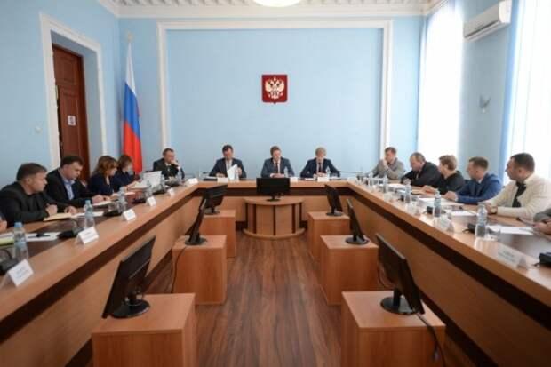 Правительство Севастополя работает над прогнозным планом приватизации предприятий